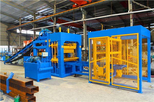 Germany Technology China Semi Automatic Inteilligent Brick Making Machine