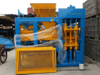 QT6-15 Color Interlocking Paver Production Line