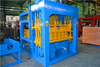 China Yixin QT15-15 Building Block Making Construction Tools And Equipment Machine