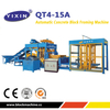 Construction Equipment Fully Automatic Concrete Making Machine