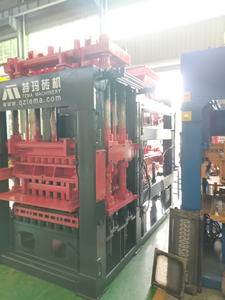 Qunfeng QFT8-15 Germany Technology Block Making Machine Eqipment Manufacturer