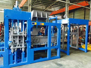 Yixin Hot Sale QT4-15 Concrete Brick Fly Ash Brick Making Machine Supplier