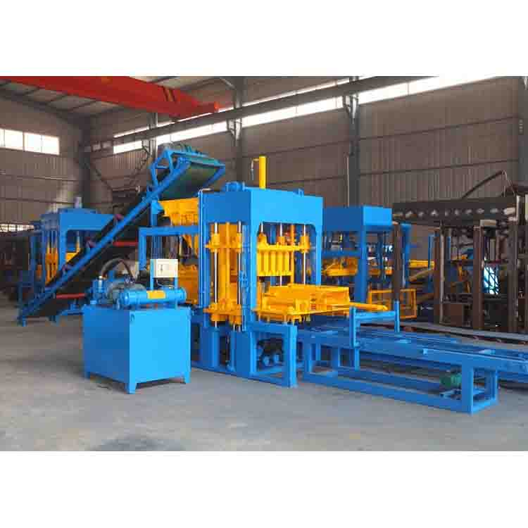 Concrete Hollow Block Interlocking Paver Kerstone Product Making Machine Whole Sale Price