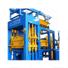 China High Quality QT6-15 Yixin Semi Automatic Brick Block Making Machine Best Supplier Manufacturer