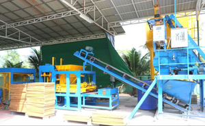 Factory Sell QT5-15 Block Making Machine Brick Making Machine