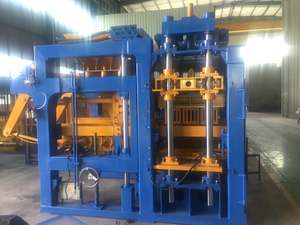 Best Price for QT10-15 Concrete Hollow Block Production Line