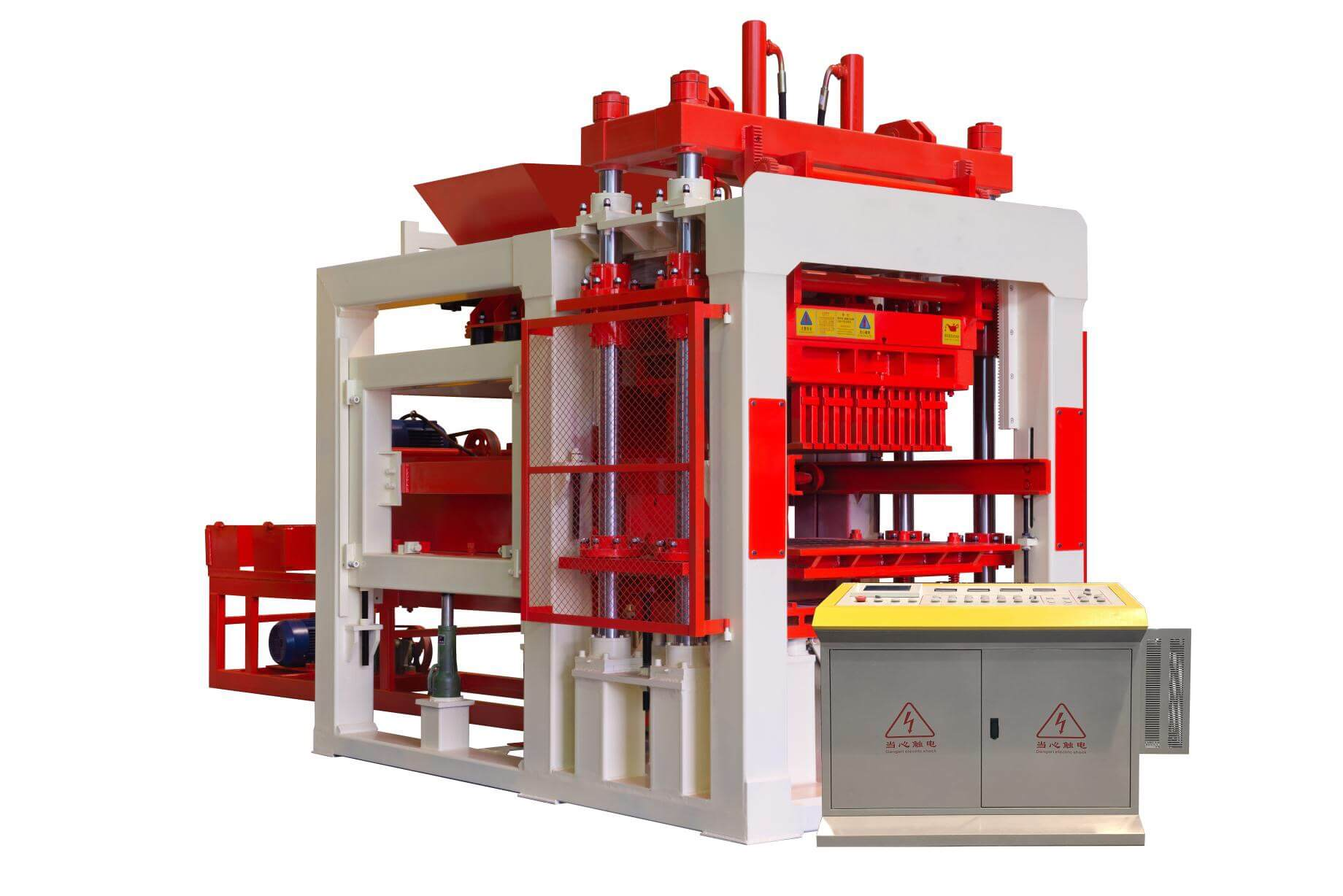 Price for China Frequency Competitive Concrete Brick Machine Supplier