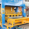 QT9-15 semi- automatic concrete block making machine widely used concrete block making machine for sale