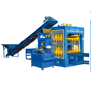 Yixin QT5-15 Brick Making Machine for Kenya Market Naronbi