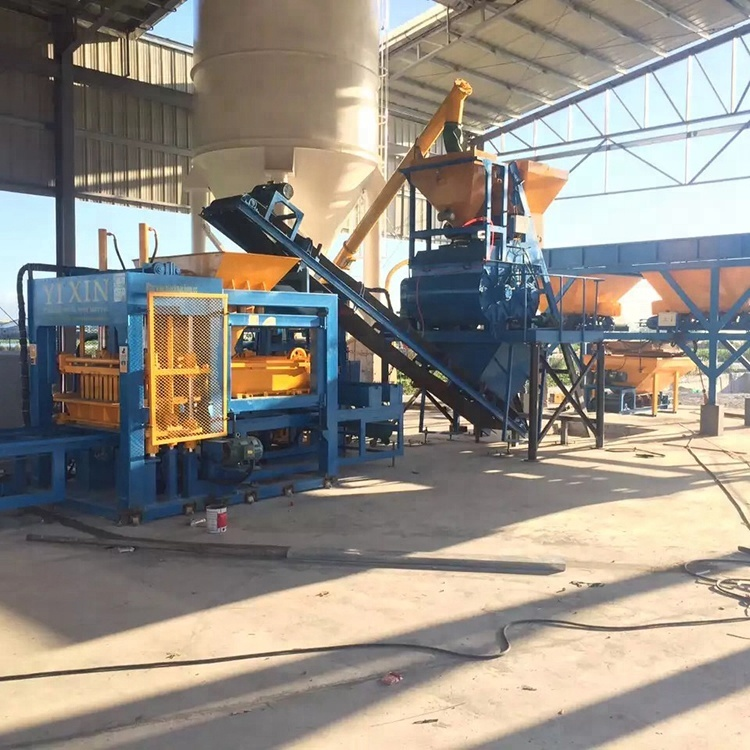 Automatic Brick Manufacturing Machine Supplier for Sale