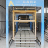 Fully Automatic Concrete Block Production Line with Off Line Cuber System